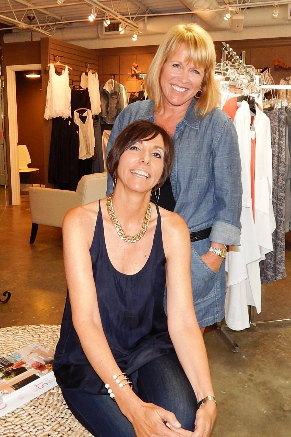 Jennifer Williams and Elly Hagen