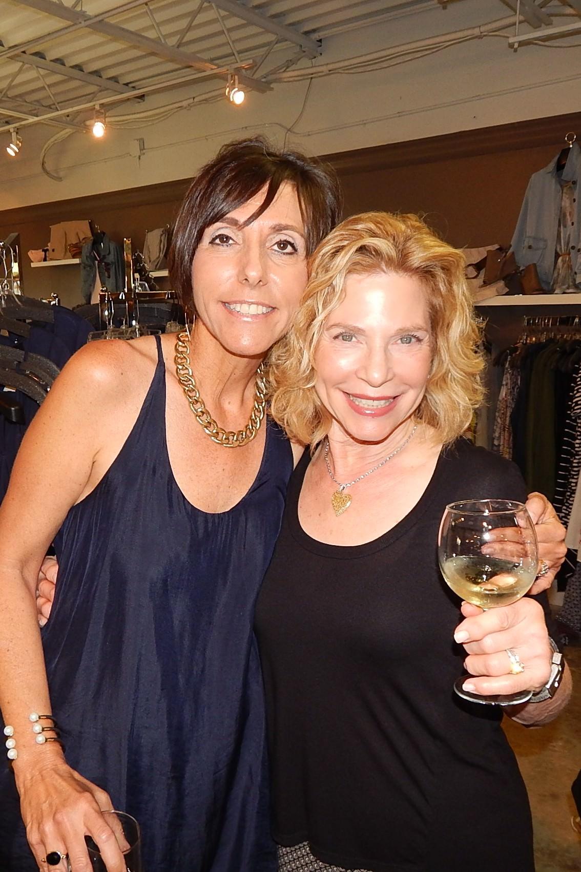 Jennifer Williams and Marie Taschner