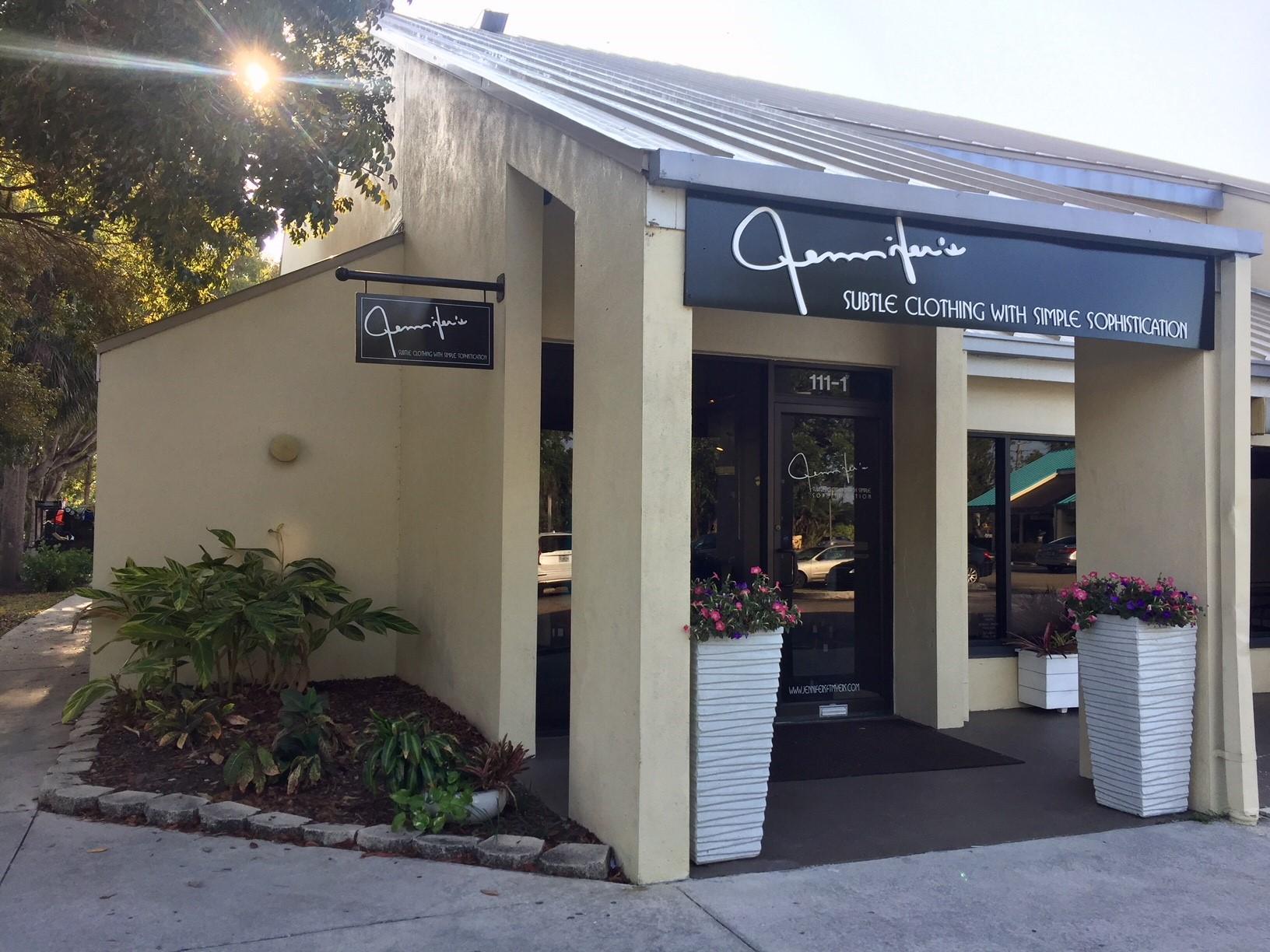 jennifer new store exterior