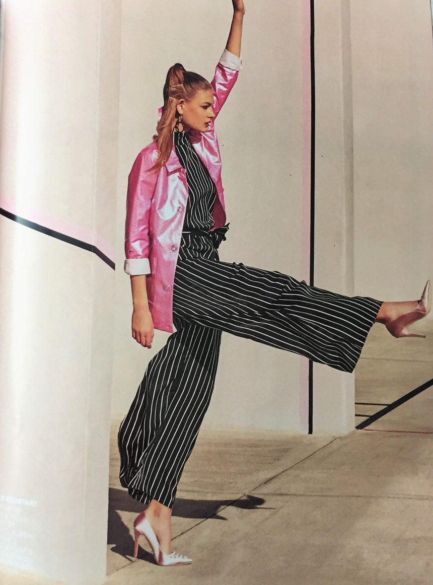Jennifer's in March Gulfshore Life Fashion Feature