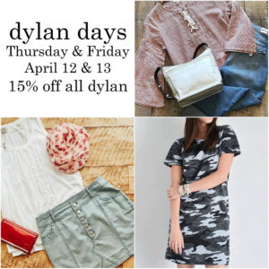 dylan days – April 12 & 13