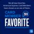 Jennifer's Honored as an American Express 2019 Card Member Favorite