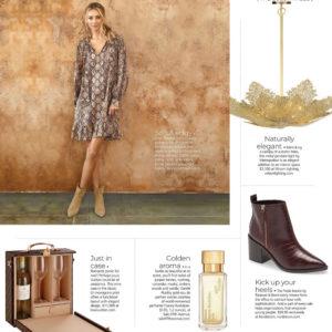Jennifer's Featured in November 2020 Grandeur Magazine